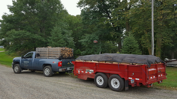 Firewood For Sale - Anoka MN